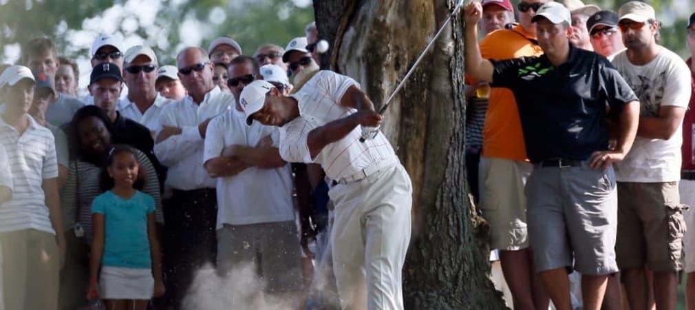 Tiger Woods WGC Bridgestone