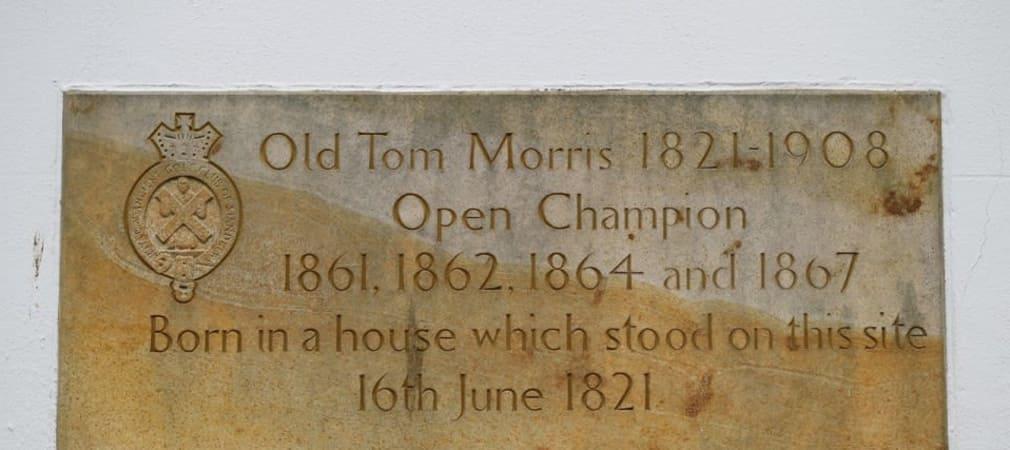 Old Tom Morris British Open