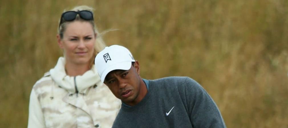 Lidsey Vonn, Tiger Woods