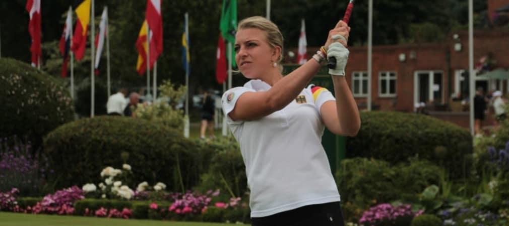 Sophia Popov vor der Einzel-EM