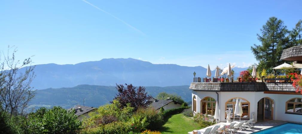 Das Hotel Alpenrose am Millstätter See