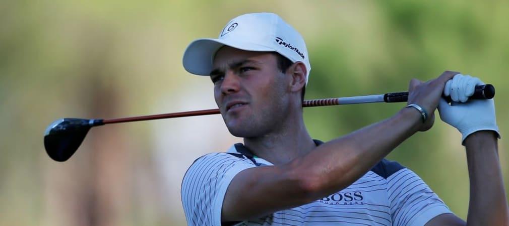 Martin Kaymer spielt sich nach einer starken dritten Runde in die Top 15.