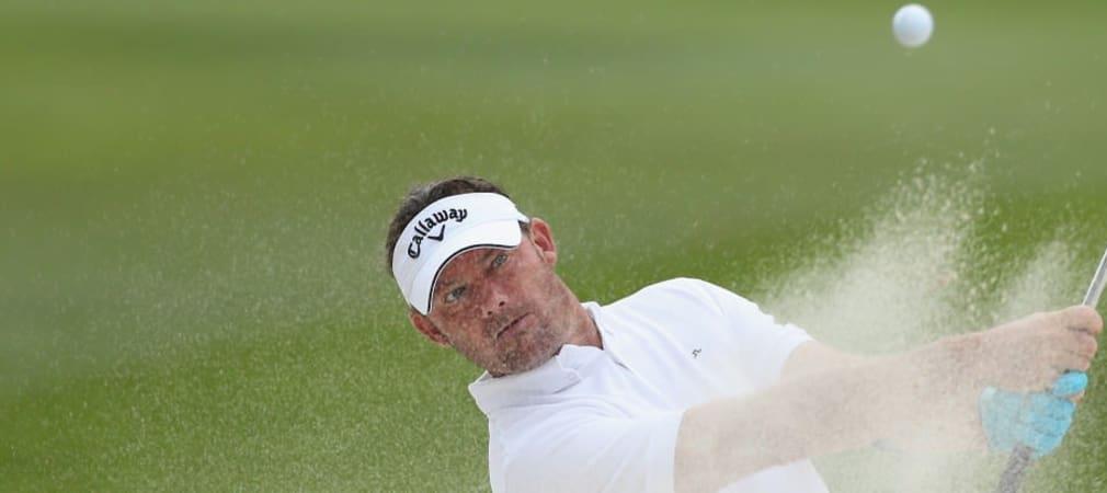 Alex Cejka verliert in der dritten Runde der Thailand Golf Championship an Halt und liegt nun auf T11. (Foto: Getty Images)