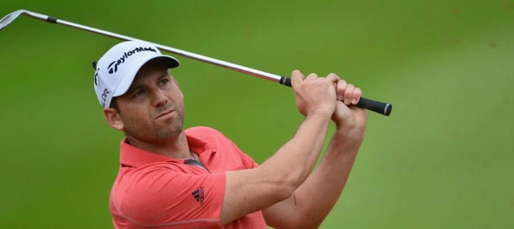 Sergio Garcia ist der Gewinner der Thailand Golf Championship