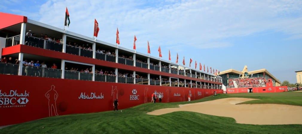 Abi Dhabi HSBC Golf Championship 2014 : Die Tee Times.