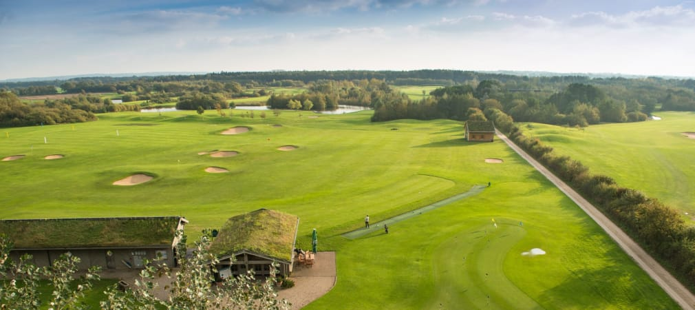 Mitten im reizvollen Dithmarschen liegen 27 liebevoll gepflegte Golfbahnen, perfekt integriert in die landestypische Geest- und Knicklandschaft. (Foto: Gut Apeldör)