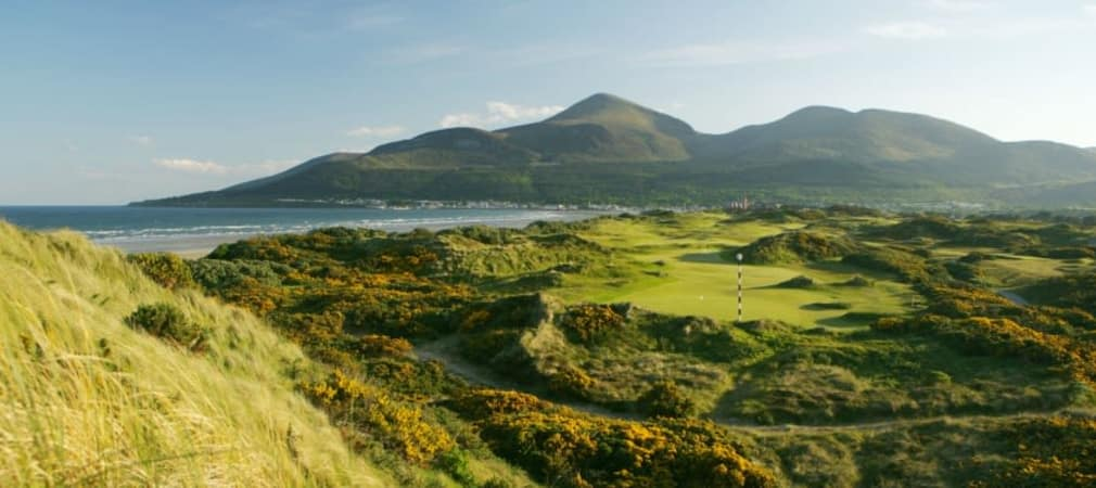 Irish Open 2015, Royal County Down Golf Club