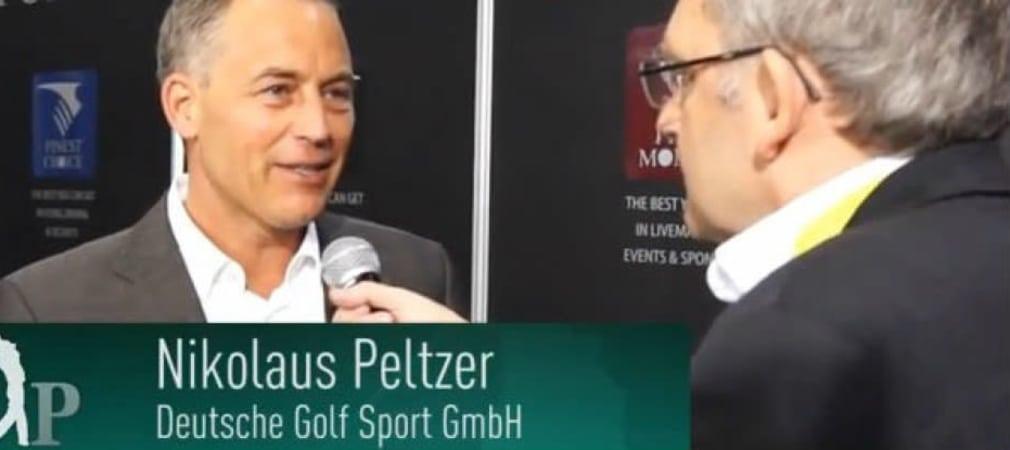 Nikolaus Peltzer informiert im Golf-Post-Interview über die Ladies German Open 2014 im Golfclub Wörthsee