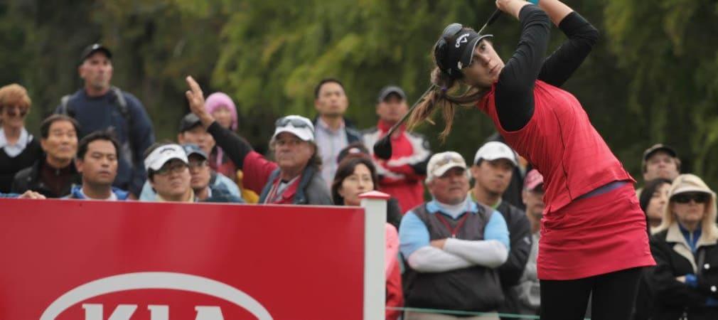 Sandra Gal fährt mit sehr guter Erinnerung zur Kia Classic. 2011 feierte sie dort ihren ersten LPGA-Tour-Sieg