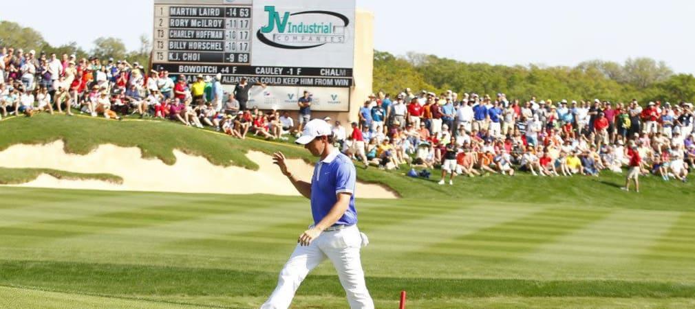 Rory McIlroy wurde im vergangenen Jahr Zweiter bei der Valero Texas Open in San Antonio
