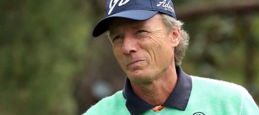 Bernhard Langer bangt um ein gutes Masters-Turnier! Golf Post berichtet er von einer Erkrankung und wenig optimaler Vorbereitung