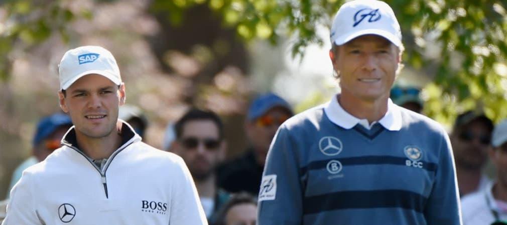 In der aktuellen Weltrangliste zeigen sich Bernhard Langer und Martin Kaymer verbessert.