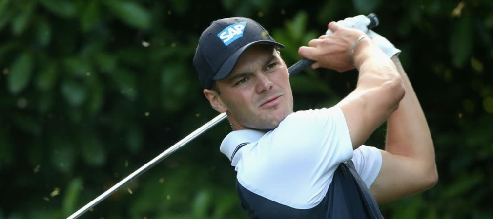 Martin Kaymer bei der BMW PGA Championship 2014