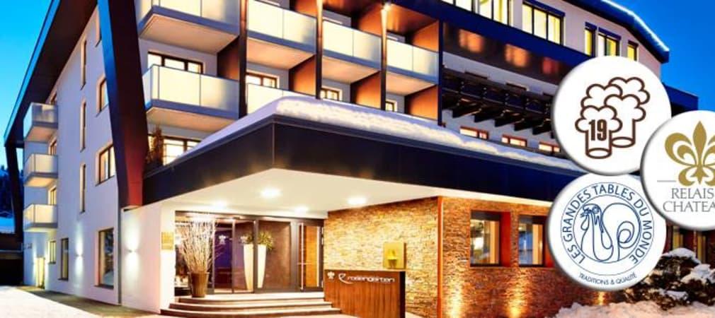 Relais und Château Hotel Rosengarten in Kirchberg bei Kitzbühel (Foto: Marekting Deluxe)