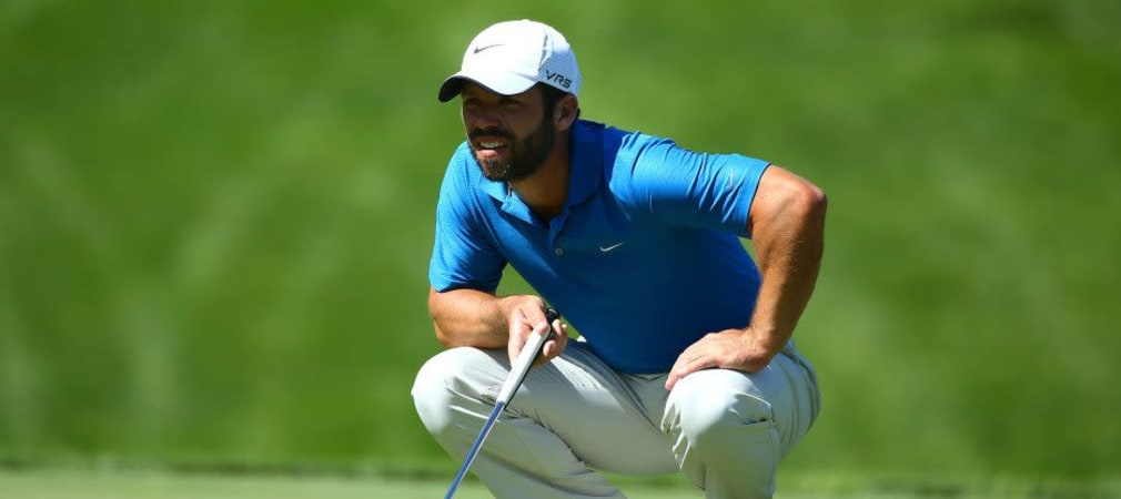Nach zwei 66er Runden geht Paul Casey als Führender in den Moving Day des emorial Tournament. (Foto: Getty)