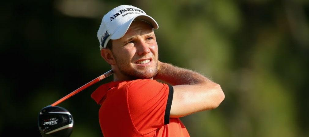 Maximilian Kieffer hat sich langsam aber sicher auf höchstem internationalen Golf-Niveau etabliert. (Foto: Getty)