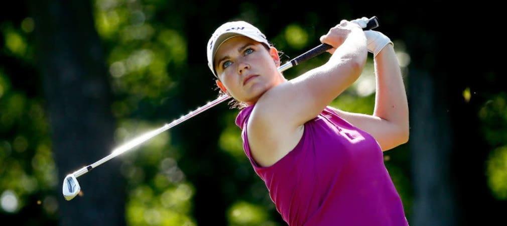 Caroline Masson beim Ladies European Masters