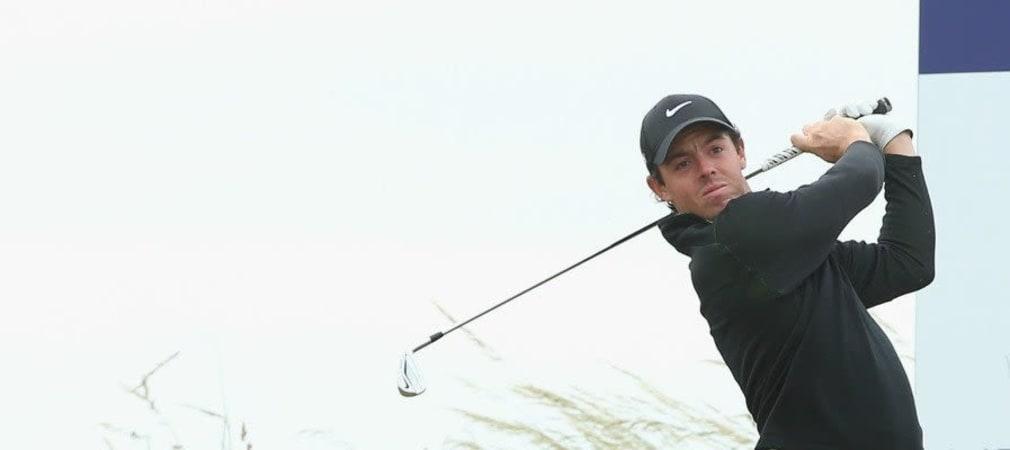 Rory McIlroy bei der Scottish Open 2014