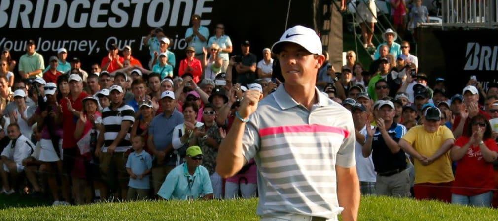Golf Weltrangliste Rory McIlroy