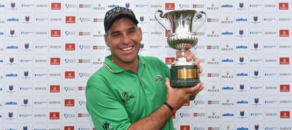 Hennie Otto gewinnt nach 2008 zum zweiten Mal die Italian Open. ( Foto: Getty)