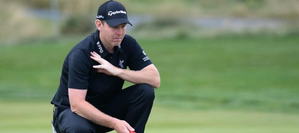 Stephen Gallach hat dieses Wochenende ein klares Ziel: Mindestens den zweiten Platz und damit die direkte Qualifikation für den Ryder Cup zu sichern. (Foto: Getty)