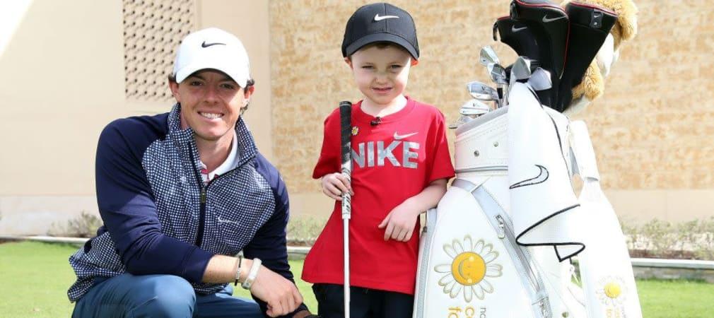 Rory McIlroy will soziale Verantwortung übernehmen. (Foto: Getty)