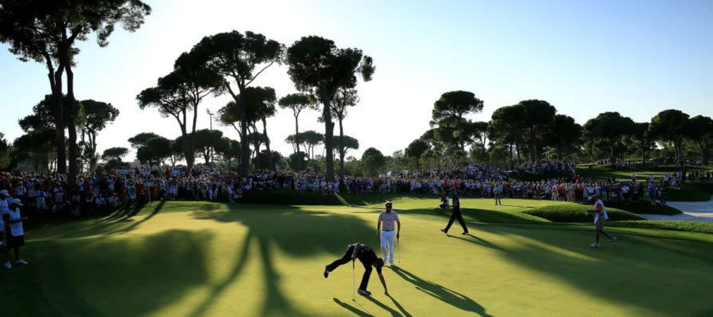 Turkish Airlines Open 2014