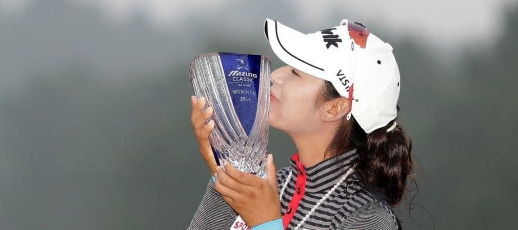 Mi Hyang Lee Mizuno Classic 2014