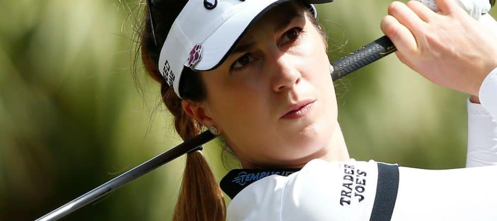 Den Auftakt in die neue Saison dürfte sich Sandra Gal anders vorgestellt haben. IN Florida muss sie direkt um den Cut bangen.