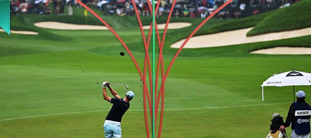 Der Golf Post Trainingstipp über den kontrollierten Draw und Fade. (Foto: Golf Post)
