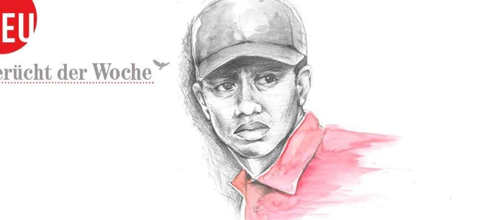 Gerücht der Woche - Tiger Woods hat eine Grasallergie