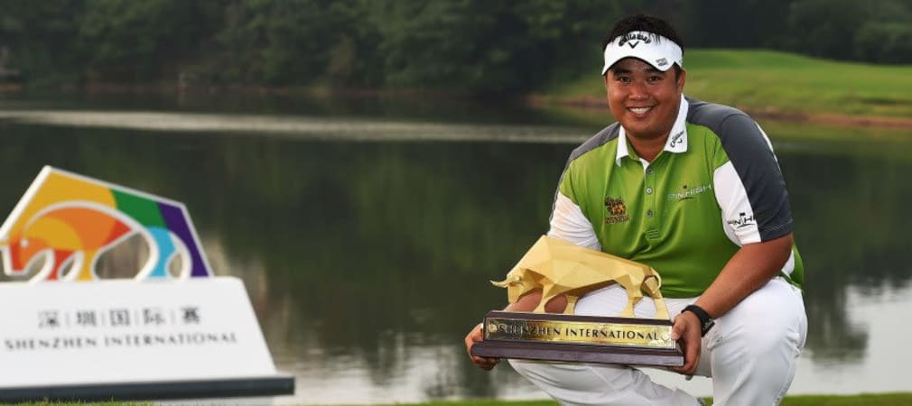 Kiradech Aphibarnrat Shenzhen International