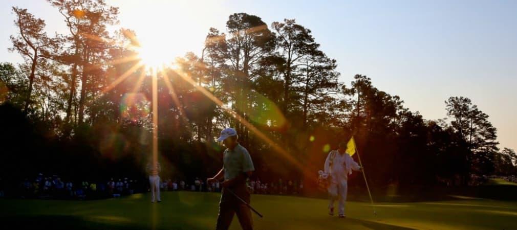 Peter auf der Heyde schildert im seine Einschätzungen zum ersteen Tag aus Augusta. (Foto: Getty)