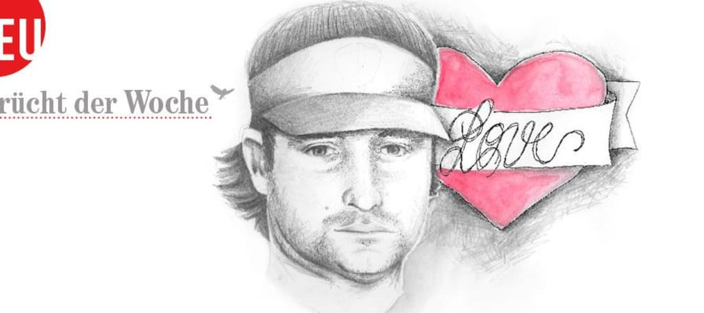 Bubba Watson hat ein Liebestattoo (Foto: Golf Post).