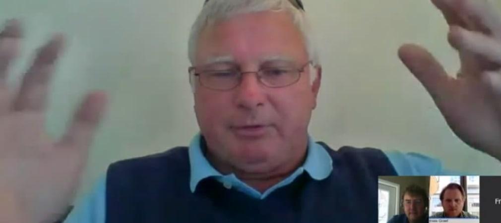 Frank Adamowicz über Jordan Spieth: