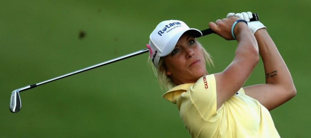 Melissa Reid Turkish Airlines Ladies Open