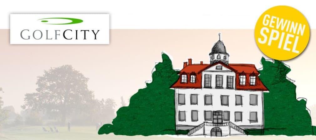 Gewinnspiel mit GolfCity: Roadtrip quer durch Deutschland gewinnen mit Chauffeur und Übernachtung auf Schloss Lüdersburg. (Bild: Golf Post)