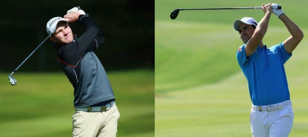Bei der Irish Open wollen Maximilian Kieffer und Moritz Lampert auch am Wochenende zeigen was Sie können. (Foto: Getty)