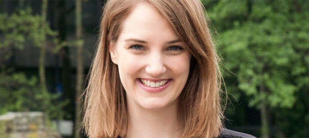 Anna Kitze - Marketing und Kommunikation bei Golf Post. (Foto: Golf Post)