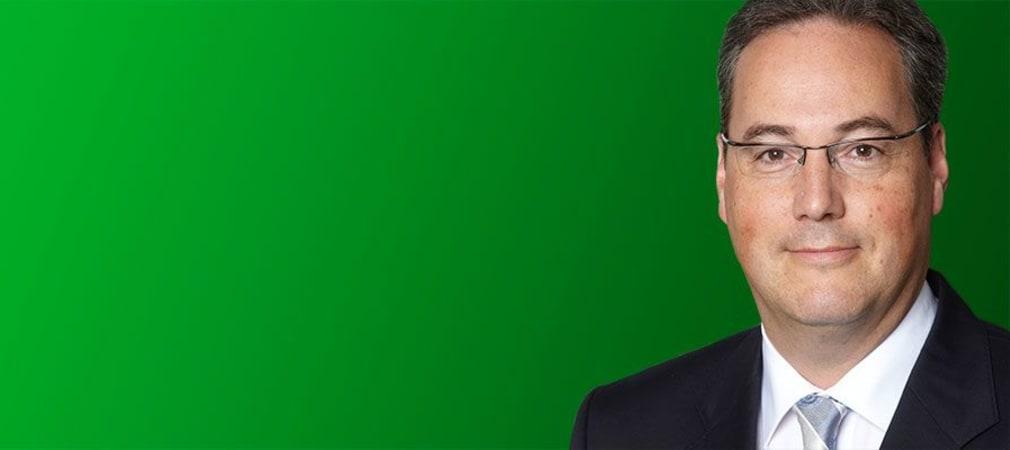 Alexander Klose, Vorstand Recht & Regularien beim Deutschen Golfverband (DGV), im Interview mit Golf Post. (Foto: DGV/Golf Post)