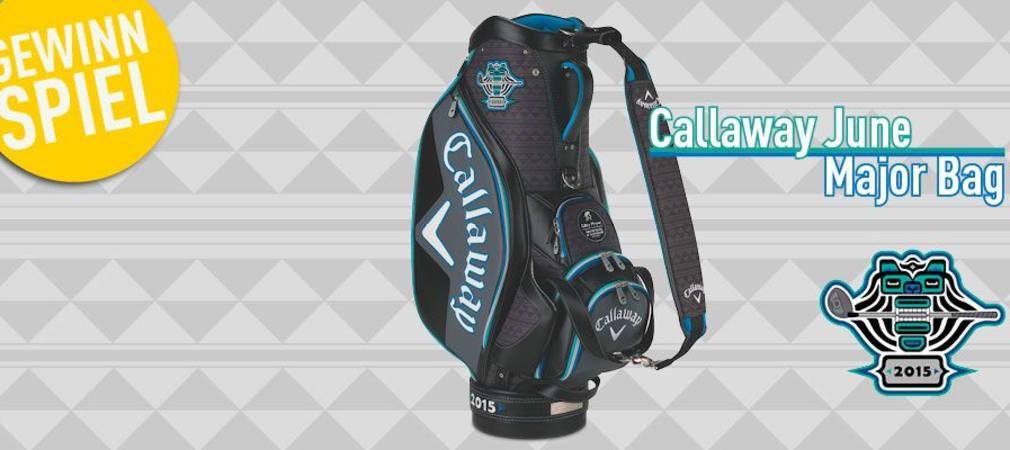 Gewinnen Sie exklusiv bei Golf Post ein June Major Bag von Callaway! (Foto: Golf Post)