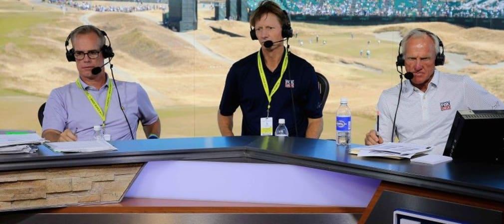 Fox Sports überträgt zum ersten Mal die US Open. Bei den amerikanischen Medien stößt dies aber auf Kritik. (Foto: Getty)