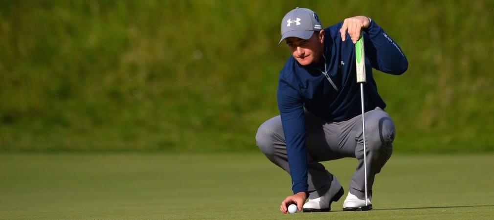 Irlands Amateur Paul Dunne geht als einer der drei Führenden in den Finaltag der Open CHampionship 2015. Sein Ziel: