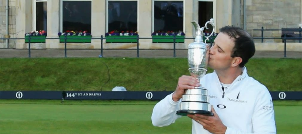 Zach Johnson British Open 2015