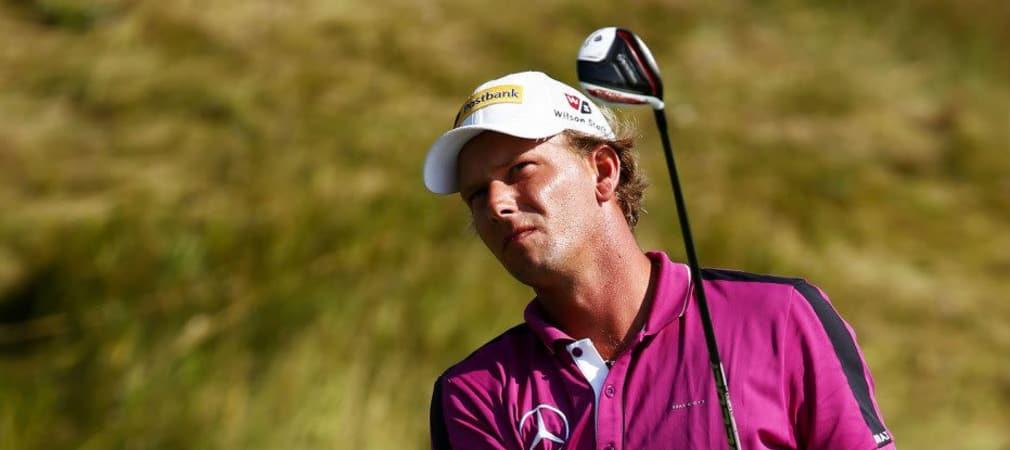 Marcel Siem liegt vor dem Wochenende der PGA Championship in den Top Ten. (Foto: Getty)