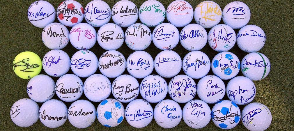 Die Wahl des richtigen Golfballs (Foto: Getty)
