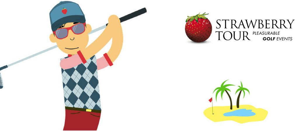 Mit Golf Post zur Strawberry Tour - Europas größte Turnierserie. (Foto: Strawberry Tour)