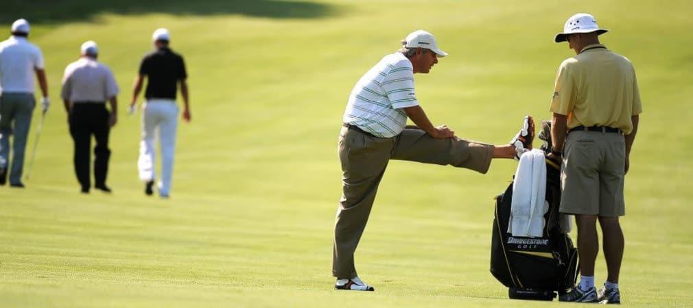 Länge fängt in den Beinen an - weiß auch der amtierende amerikanische Ryder-Cup-Kapitän Fred Couples. (Foto: Getty)