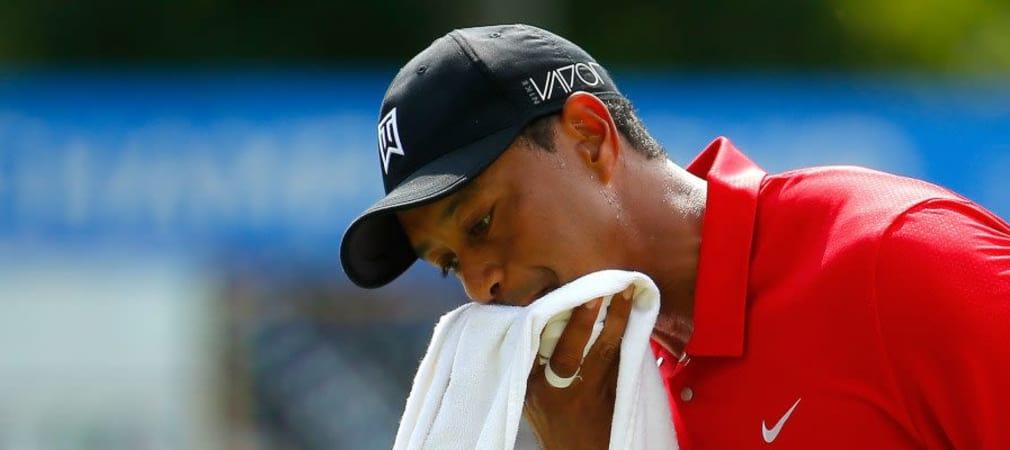 Tiger Woods Back Nine