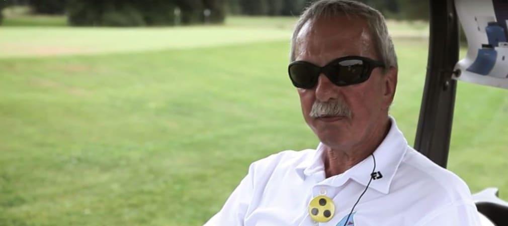 Blinder Golfer Bernd Walsch Inklusion Video